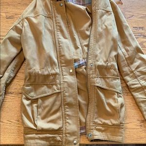 Women's Patagonia canvas jacket, size Medium